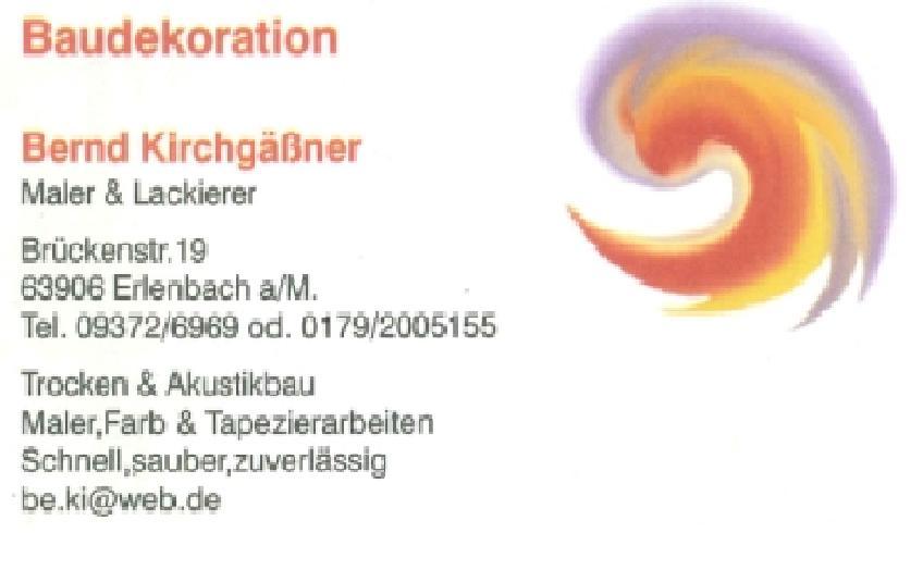 Kirchgäßner