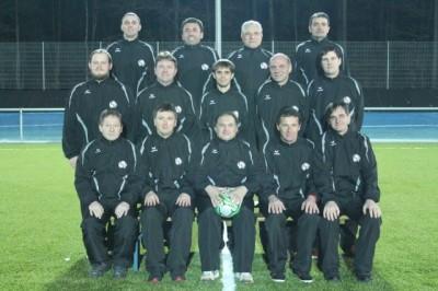 EK Mannschaft 2013