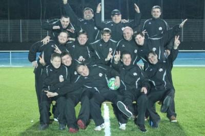 EK Mannschaft 2013 Fun