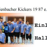 EK Hallenturnier 2017 – Anmeldung