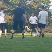 Bock auf Freizeitfussball bei den Kickers?