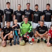 Neun Kickers erzielen Platz neun beim Mafiosi Cup