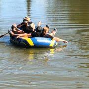 MEGA Paddel-Event mit Plantsch-Effekt am Stegmannsee