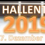 Vorankündigung EK Hallenturnier 2019