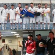 Schlossquell Kicker souveräner Turniersieger '19 vor dem Tragerl Cup Sieger Schnogehälsjen