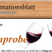 EK Weinprobe 2020